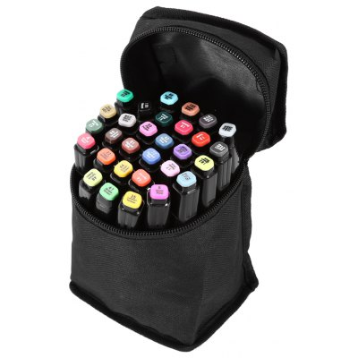 TouchFive Product Design Version 30 Colors Twin Tip Marker