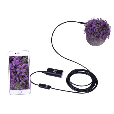 8mm WiFi Endoscope for Android / Windows / iOS