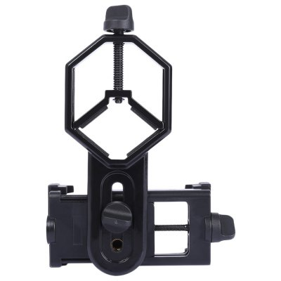 Outdoor Telescope Microscope Cell Phone Adapter Mount