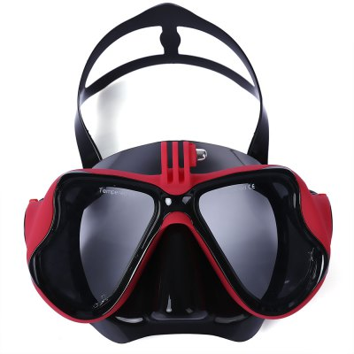 Swimming Diving Goggles Full Dry Snorkeling Mask