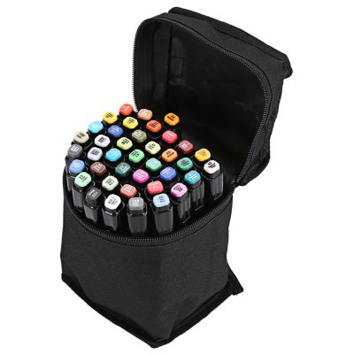 TouchFive Interior Design Version 40 Colors Twin Tip Marker
