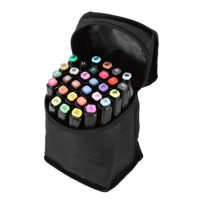 TouchFive Interior Design Version 30 Colors Twin Tip Marker