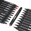 TouchFive Animation Design Version 30 Colors Twin Tip Marker deal