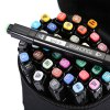 cheap TouchFive Student Design Version 40 Colors Twin Tip Marker