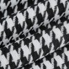 Houndstooth Design Ladies Warm Shawl for sale