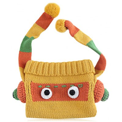 Funny Babies Pom Pom Knitted Hat