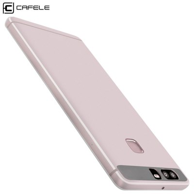 CAFELE Frosted Back Cover for HUAWEI P9 5.2 inch