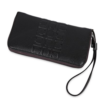 Pattern Zipper Design Male Card Cash Holder WalletWallets<br>Pattern Zipper Design Male Card Cash Holder Wallet<br><br>Closure Type: Zipper<br>Color: Black, Brown<br>Gender: For Men<br>Hardness: Soft<br>Height: 3 cm / 1.18 inch<br>Length(CM): 20 cm / 7.87 inch<br>Main Material: PU Leather<br>Package Contents: 1 x Wallet<br>Package size (L x W x H): 20.50 x 11.00 x 3.50 cm / 8.07 x 4.33 x 1.38 inches<br>Package weight: 0.322 kg<br>Pattern Type: Others<br>Product weight: 0.300 kg<br>Style: Fashion<br>Wallets Type: Organizer Wallets<br>Width: 10.5 cm / 4.13 inch