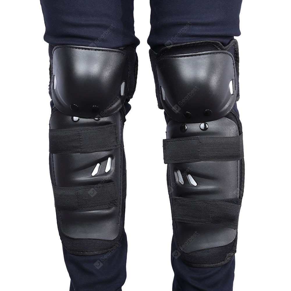Image For Pair of SALETU Motorcycle Riding Knee Protector
