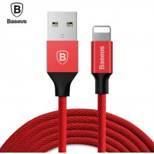 Baseus Yiven 8 Pin Data Charging Braided Cable 1.8M