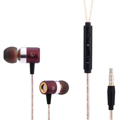 JL - 904 3.5MM Super Bass Music Earphones