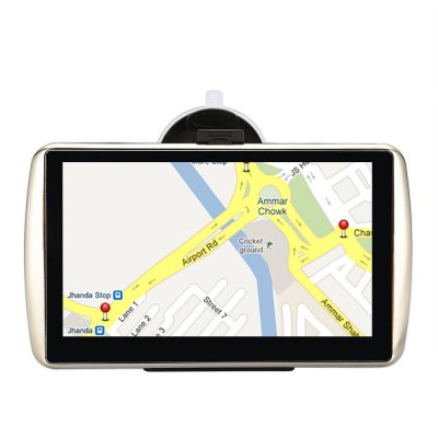 Q1 7 inch Vehicle GPS Navigation