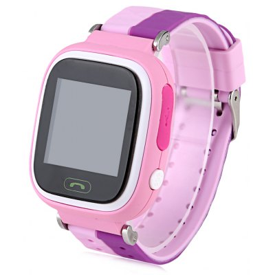 Colorful SOS Call Location Finder GPS Safe Anti Lost Monitor Smart Touch Wrist Watch Phone for Kids