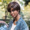 Synthetic Wigs photo