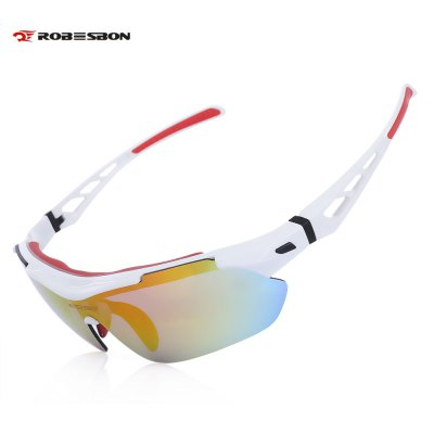 Robesbon TSR838 Cycling UV Protection Polarized Sunglasses