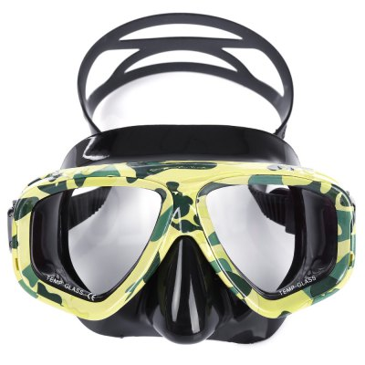 Diving Swimming Camouflage Mask for Spearfishing