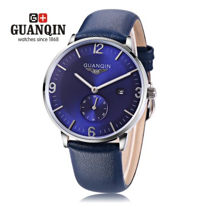 GUANQIN GQ13007 Male Quartz Watch