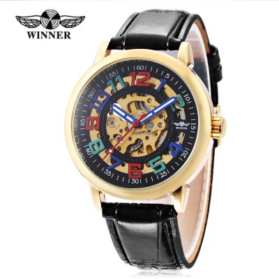 Winner W099 Male Auto Mechanical Watch