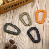 EDCGEAR Outdoor Carabiner D-ring Snap Lock Key Chain Hook photo