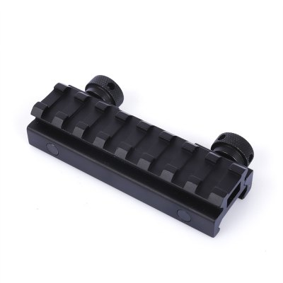 20MM Tactical Hunting CS Game Scope Mount Weaver Rail