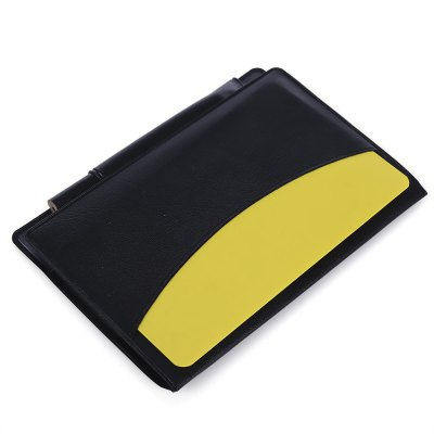 Football Soccer Referee Red Yellow Card Judge Case
