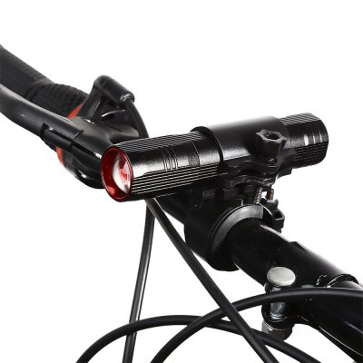 USB Charging Bicycle Front Handlebar Light with Bracket