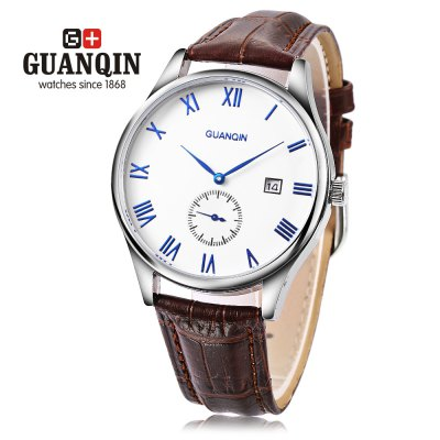 GUANQIN GQ13003 Male Quartz Watch