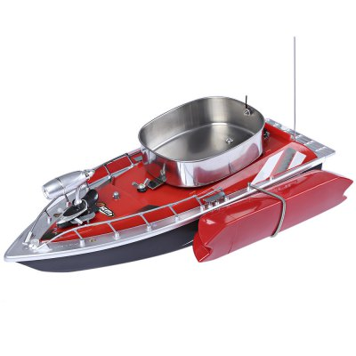RC Fishing Lure Bait Boat