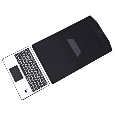 Wireless Bluetooth Keyboard Case for iOS / Windows / Android