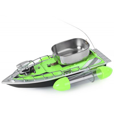 Mini Wireless Remote Control Fish Finder Bait Boat