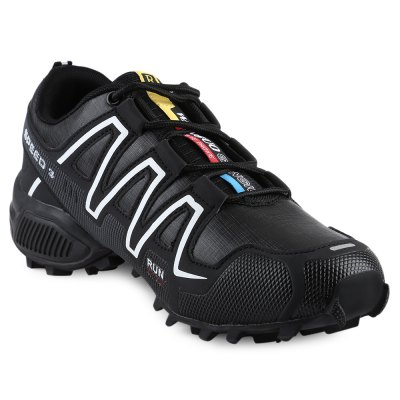Casual Color Block Slip Resistance Male Sports ShoesAthletic Shoes<br>Casual Color Block Slip Resistance Male Sports Shoes<br><br>Available Size: 40, 41, 42, 43, 44<br>Closure Type: Lace-Up<br>Embellishment: None<br>Gender: For Men<br>Outsole Material: Rubber<br>Package Contents: 1 x Pair of Men Sports Shoes<br>Pattern Type: Others<br>Season: Spring/Fall, Summer<br>Shoe Width: Medium(B/M)<br>Toe Shape: Round Toe<br>Toe Style: Closed Toe<br>Upper Material: PU<br>Weight: 0.731kg