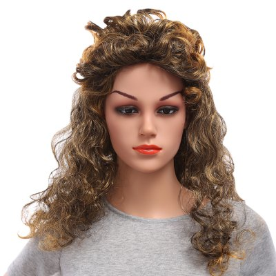 Big Wave Long Curls Carnival Party Cosplay Wig