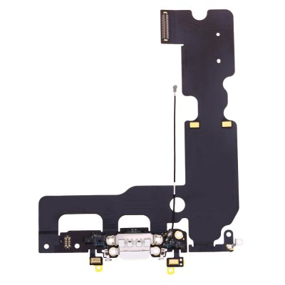 USB Charging Port Connector Flex Cable Ribbon with Signal Antenna for iPhone 7 Plus