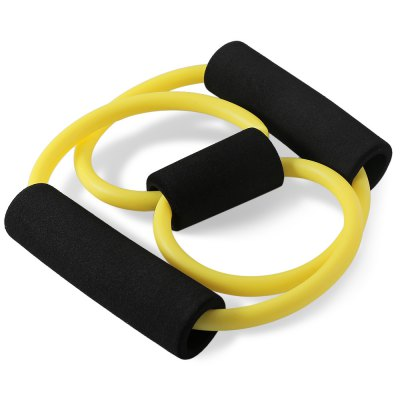 Eight Shape Medium Tension Exercise Resistance Band Bellevue Купить товары