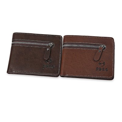 Dibao Leo Multi Card Bits WalletsCoin Purse &amp; Card Holder<br>Dibao Leo Multi Card Bits Wallets<br><br>Closure Type: Open<br>Color: Light Brown, Deep Brown<br>Gender: For Men<br>Height: 1.5<br>Length(CM): 12<br>Main Material: PU Leather<br>Package Contents: 1 x Wallet<br>Package size (L x W x H): 12.20 x 10.00 x 2.00 cm / 4.8 x 3.94 x 0.79 inches<br>Package weight: 0.104 kg<br>Pattern Type: Others<br>Product weight: 0.082 kg<br>Style: Vintage<br>Wallets Type: Standard Wallets<br>Width: 9.5