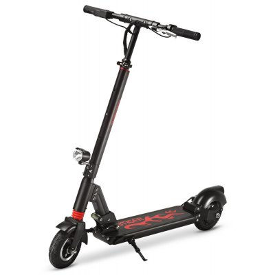 GBtiger A3 Electric Scooter Two-wheel Folding Board with Lamp