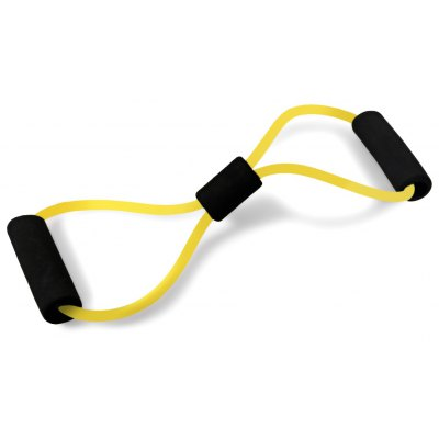 Eight Shape Medium Tension Exercise Resistance Band