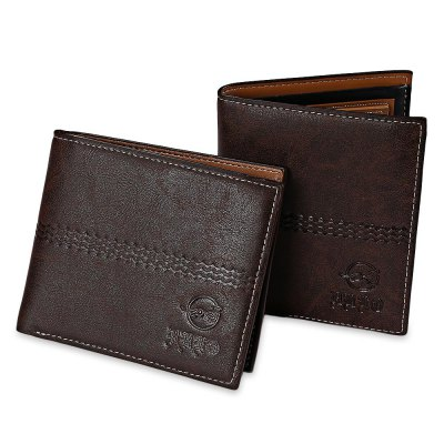 Dibao Leo Wave Embellishment Multi Card Bits Wallets for MenMens Wallets<br>Dibao Leo Wave Embellishment Multi Card Bits Wallets for Men<br><br>Closure Type: Open<br>Color: Deep Brown, Brown<br>Gender: For Men<br>Height: 1.5cm<br>Length(CM): 18.6cm<br>Main Material: PU Leather<br>Package Contents: 1 x Wallet<br>Package size (L x W x H): 18.80 x 9.80 x 1.70 cm / 7.4 x 3.86 x 0.67 inches<br>Package weight: 0.1450 kg<br>Pattern Type: Print<br>Product weight: 0.1230 kg<br>Style: Traditional/Classic<br>Wallets Type: Standard Wallets<br>Width: 9.6cm