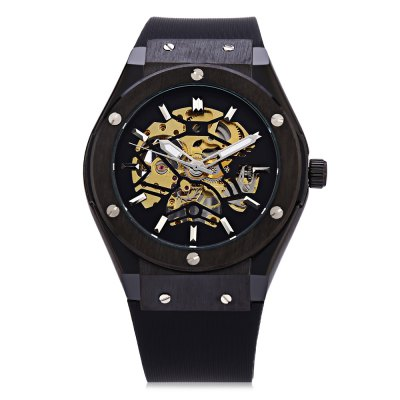 SEWOR SW088 Male Mechanical WatchMens Watches<br>SEWOR SW088 Male Mechanical Watch<br><br>Band Length: 8.27 inch<br>Band Material Type: Silicone<br>Band Width: 22mm<br>Case material: Alloy<br>Case Shape: Round<br>Clasp type: Pin Buckle<br>Dial Diameter: 1.57 inch<br>Dial Display: Analog<br>Dial Window Material Type: Hardlex<br>Feature: Luminous<br>Gender: Men<br>Movement: Mechanical Hand Wind<br>Package Contents: 1 x Watch<br>Package Size(L x W x H): 26.00 x 5.80 x 2.00 cm / 10.24 x 2.28 x 0.79 inches<br>Package weight: 0.103 kg<br>Product Size(L x W x H): 25.00 x 4.80 x 1.00 cm / 9.84 x 1.89 x 0.39 inches<br>Product weight: 0.082 kg<br>Style: Business