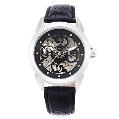 SEWOR SW056 Male Mechanical Hand WatchMens Watches<br>SEWOR SW056 Male Mechanical Hand Watch<br><br>Band Length: 8.27 inch<br>Band Material Type: Leather<br>Band Width: 18mm<br>Case material: Alloy<br>Case Shape: Round<br>Clasp type: Pin Buckle<br>Dial Diameter: 1.57 inch<br>Dial Display: Analog<br>Dial Window Material Type: Hardlex<br>Feature: Luminous<br>Gender: Men<br>Movement: Mechanical Hand Wind<br>Package Contents: 1 x Watch<br>Package Size(L x W x H): 26.50 x 5.50 x 2.00 cm / 10.43 x 2.17 x 0.79 inches<br>Package weight: 0.072 kg<br>Product Size(L x W x H): 25.50 x 4.50 x 1.00 cm / 10.04 x 1.77 x 0.39 inches<br>Product weight: 0.051 kg<br>Style: Business
