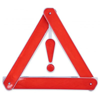 Car Safety Emergency Collapsible Triangle Reflector Sign