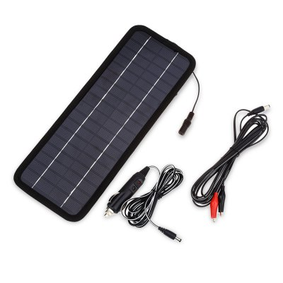 8.5W 18V Solar Panel Car Battery Charge
