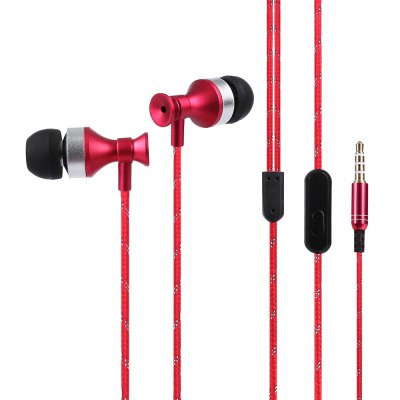 3.5MM Music HiFi Stereo Earphones