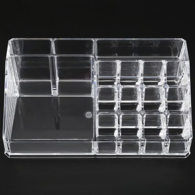 Acrylic Make-up Storage Box Lipstick Display Stand