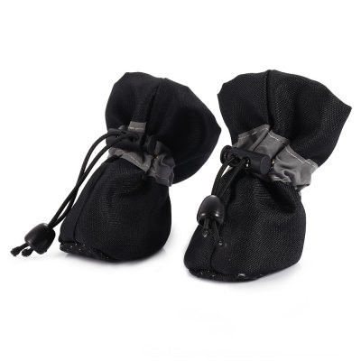 2 Pair Dog Warm Shoes Sneakers
