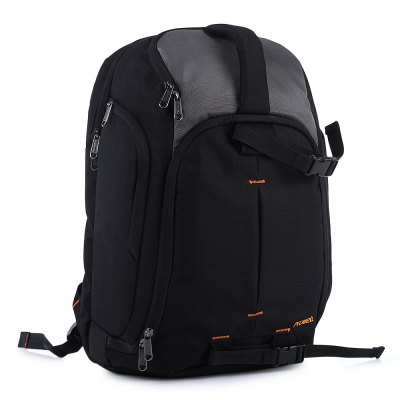 PROWELL DC21402 Photography DSLR Camera BackpackCamera Bags<br>PROWELL DC21402 Photography DSLR Camera Backpack<br><br>Package Contents: 1 x Backpack<br>Package Size(L x W x H): 31.50 x 27.00 x 45.50 cm / 12.4 x 10.63 x 17.91 inches<br>Package weight: 1.190 kg<br>Product Size(L x W x H): 30.50 x 26.00 x 44.50 cm / 12.01 x 10.24 x 17.52 inches<br>Product weight: 1.070 kg