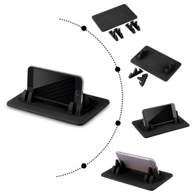 TS030 Smart Phone Tablet PC Holder Car Mount Stand