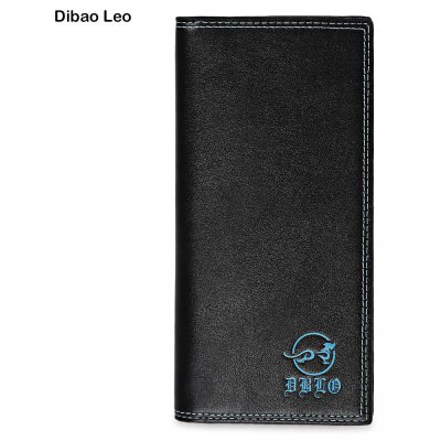 Dibao Leo Soft PU Leather Multi Card Bits Wallets for Men