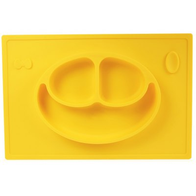 Silicone Baby Placement Plate Mold Tray