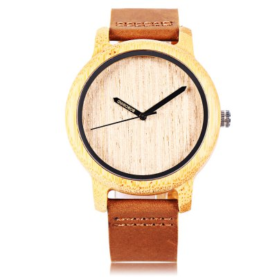 BOBO BIRD A22 Unisex Quartz WatchUnisex Watches<br>BOBO BIRD A22 Unisex Quartz Watch<br><br>Band Length: 8.07 inch<br>Band Material Type: Genuine Leather<br>Band Width: 20mm<br>Case material: Wooden<br>Case Shape: Round<br>Clasp type: Pin Buckle<br>Dial Diameter: 1.67 inch<br>Dial Display: Analog<br>Dial Window Material Type: Hardlex<br>Gender: Men,Women<br>Movement: Quartz<br>Style: Fashion &amp; Casual<br>Product weight: 0.034 kg<br>Package weight: 0.091 kg<br>Product Size(L x W x H): 25.00 x 4.50 x 1.00 cm / 9.84 x 1.77 x 0.39 inches<br>Package Size(L x W x H): 8.50 x 8.00 x 5.50 cm / 3.35 x 3.15 x 2.17 inches<br>Package Contents: 1 x Watch